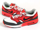Nike Air Max 1 C2.0 White/Black-Light Crimson-Dark Grey 2014 Running 631738-106