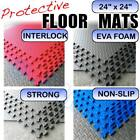 New Anti Fatigue Garage Workshop Showroom Protective EVA Flooring Mats Tiles