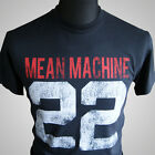 Mean Machine The Longest Yard Retro Movie T Shirt Burt Reynolds Football Vintage