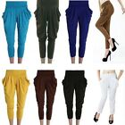Newest Women Casual Comfort Harem Pants Sport Running YOGA Leggings Trousers