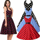 CHEAP SALE Vintage Retro Swing 50's pinup Housewife Prom Party Dress