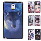 Chic Design 3D Pattern Cases Cover Skins Back Shell OF Samsung Galaxy Note 3 III