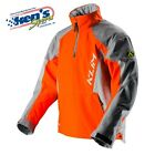Klim Men's GORE-TEX™ WATERPROOF Orange POWERXROSS Snowmobile Pullover Jacket