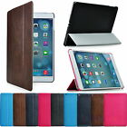 Ultra Slim Smart Magnetic Leather Case Cover for New Apple iPad 5 iPad Air 2013