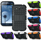 GRENADE GRIP RUGGED TPU SKIN HARD CASE COVER STAND FOR SAMSUNG GALAXY GRAND DUOS