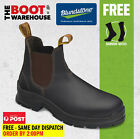 Blundstone Work Boots, 311, Elastic Sided, Steel Toe Safety Footwear. Brand New!