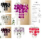 Urban Chic Life Chandelier Pendant Lamps Ceiling Light Crystal Drop Easy Fit New