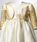 Butterfly Girls & Baby Girls Bolero Dresses - Flower Girl Dresses Wedding Party