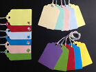 Handmade Scalloped Mixed Natural or Deep Colour Gift Tags / Lables,Name Cards