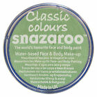Snazaroo 18ml PALE GREEN FACE PAINT Fancy Dress Party Stage MakeUp