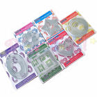 PME Set of 6 Cookie & Sugarcraft Cutters for Biscuits Sugarcraft or Plaques