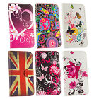NEW PU LEATHER WALLET CASE COVER FOR Various LG Mobile Phone + SCREEN PROTECTOR