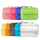 SURELAPTOP COLOUR LAPTOP NOTEBOOK CARRY BRIEF CASE BAG 15 16 17 for HP DELL SONY