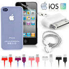1M 2M 3M Strong Braided Usb Data Sync Charger Cable For iPhone 3GS 4 iPad Touch
