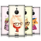 HEAD CASE HIPSTER ANIMALS IN WATERCOLOUR PROTECTIVE COVER FOR NOKIA LUMIA 1520