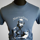 Marvelous Marvin Hagler Retro Boxing T Shirt Middleweight Champion 80's Cool