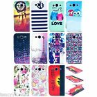 Pirates Anchor Owl Magnetic Wallet PU Leather Case for Samsung Galaxy S3 i9300
