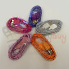 S5BR-USBWIR- BRAIDED SYNC 3.0 USB Charging Data cable GALAXY S5 NOTE 3