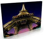 Eiffel Tower Paris Canvas Print Picture Art Many Sizes A3,A2,A1,A0 Wall Art