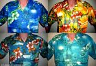 Hawaiishirt  Beach Hemd Hawaii Partyhemd Palmenhemd Hawaiihemd Hawaii Hemden