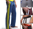 Fashion Sexy Mens Long Causal Comfort Sports pants Jogging Loose Soft Trousers