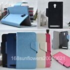 Stand PU Leather Flip Cover Case For Alcatel One Touch Idol 2 Mini S OT-6036Y