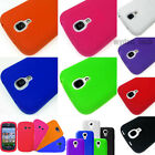 Silicone Soft Skin Colorful Case Gel Flexible Cover For Samsung Galaxy Phones