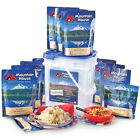 Mountain House Freeze Dried Meals Emergency Disaster Outdoors Food Dinner Supper