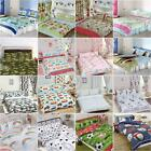 Kids Double Bedding - Childrens Double Duvet Cover Sets - Boy Girl Quilt Covers