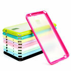 Samsung Galaxy Note 3 - TPU PC Case Hülle Cover Silikon Bumper matt transparent
