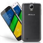 "New IRULU Smartphone U1S 5"" Quad Core Android 4.4 Kitkat Unlocked AT&T Tmobile"