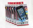 Colourful New IPega Waterproof Shockproof Dirtproof Case Cover for iPhone5/5S/5C