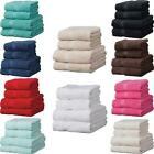 Linens Limited Luxor 100% Egyptian Cotton 600gsm Hand Towel