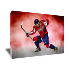 Washington Capitals Champ ALEX OVECHKIN Poster Photo Painting on CANVAS Wall Art $45.0 USD on eBay