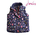 Joules Junior Girls Marsha Padded Gilet with Funnel Neck (R)