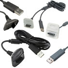 USB Charging Cable For XBox 360 Wireless Game Gamepad Console Controller Charger