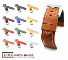 BOB Alligator Style Watch Band/Strap for Panerai, 24 mm, 12 colors, new!