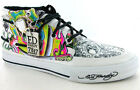 Ed Hardy Fuze Mens Skate Shoes Sneakers Boots