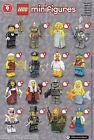 """Lego Minifigures 71000 Series 9 """"Choose Your MiniFigure"""" New Factory Sealed"""