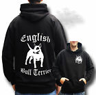 ENGLISH BULL TERRIER t-shirt HOODIE ADULTS & KIDS