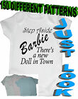 PERSONALISED BABY BODYSUIT GROW VEST GIRL CLOTHES FUNNY GIFT SIZE 0-18mt