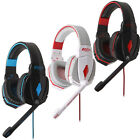 New EACH G4000 Stereo Gaming Headphone Headset Headband With Mic for PC Games
