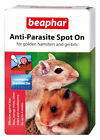 New - Beaphar Pet Anti-parasite Spot-on - Mite Flea Roundworm Treatment 2 Sizes