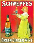Vintage Schweppes Advertising Poster A3/A2/A1 Print