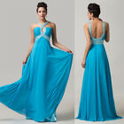 Gorgeous Women Long Homecoming Evening Gowns Bridesmaid Wedding Prom Party Dress