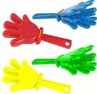 Noise making Mini Hand Clapper clappers loot party bag toy filler FREE POST M17