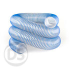 Heavy Duty Flexible Ducting   Fume, Woodworking & Extraction - 50mm - 150mm Dia