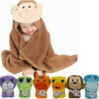 Northpoint Kids 100% Cotton Animal Character Towels