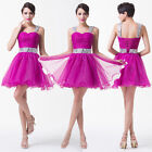 *CHEAP*Sweetheart Neck Short Prom Cocktail Bridesmaid Evening Party Formal Dress