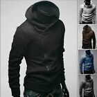 Top New Men's Casual Jackets Sweatshirt Mens Hoody Jacket Coat Hoodie Topcoat